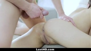 Small Teen Creamed on (LustHD)